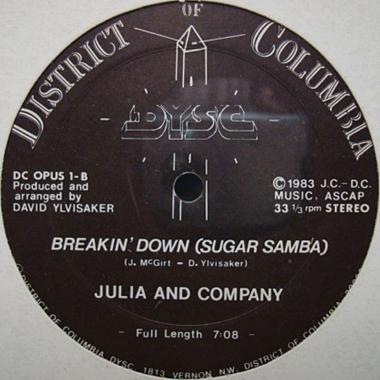 Julia And Company Breakin Down