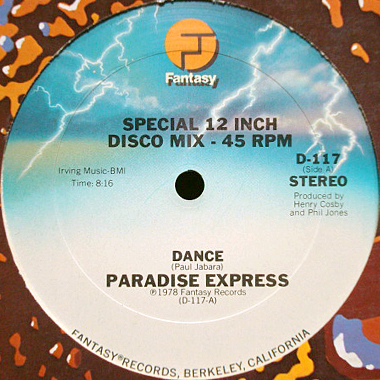 Paradise Express A Dance Poinciana