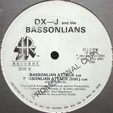 DXJ And The Bassonlians Journey To Bassonia