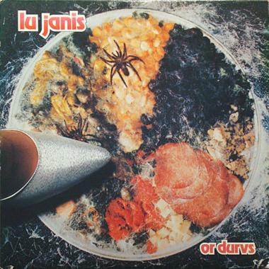 Lu Janis - Speed Racer / Juliette