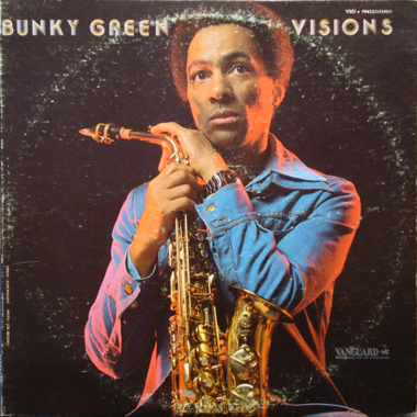 Bunky Green Visions