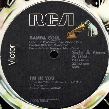 Samba Soul - Kriola