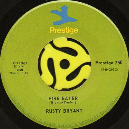 Rusty Bryant Rusty Bryant Returns