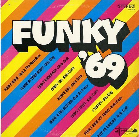 Alvin Cash Funky 69