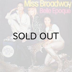 画像1: BELLE EPOQUE / MISS BROADWAY (1)