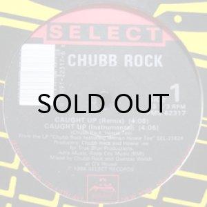 画像1: CHUBB ROCK / CAUGHT UP (1)