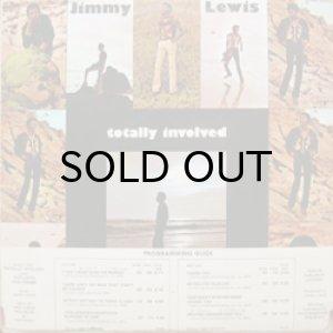 画像1: JIMMY LEWIS / TOTALLY INVOLVED (1)