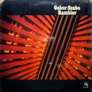 画像1: GABOR SZABO / RAMBLER (1)