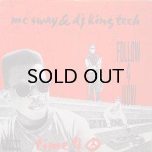 画像1: MC SWAY & DJ KING TECH / FOLLOW 4 NOW (ALL CITY MUSIC) (1)