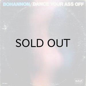 画像1: HAMILTON BOHANNON / DANCE YOUR ASS OFF (1)