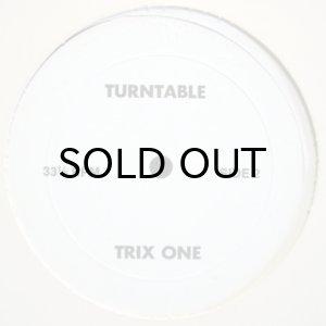 画像1: TURNTABLE TRIX ONE (1)