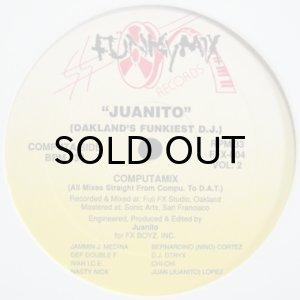 画像1: JUANITO / COMPUTAMIX (1)