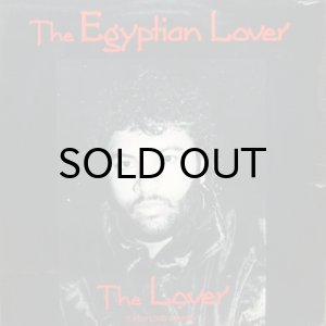 画像1: THE EGYPTIAN LOVER / THE LOVER (1)