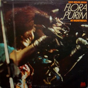 画像1: FLORA PURIM / 500 MILES HIGH (1)