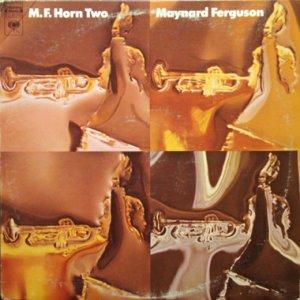 画像1: MAYNARD FERGUSON / M.F. HORN TWO (1)