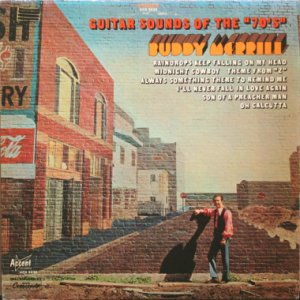 画像1: BUDDY MERRILL / GUITAR SOUNDS OF THE 70'S (1)