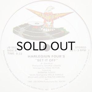画像1: HARLEQUIN FOUR'S / SET IT OFF (1)