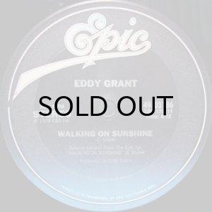 画像1: EDDY GRANT / WALKING ON SUNSHINE (1)