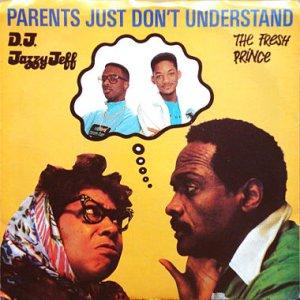 画像1: DJ JAZZY JEFF & THE FRESH PRINCE /  PARENTS JUST DON'T UNDERSTAND (45's) (1)