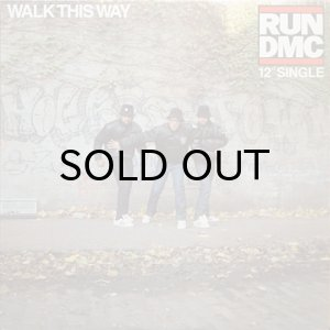 画像1: RUN-D.M.C. / WALK THIS WAY (1)