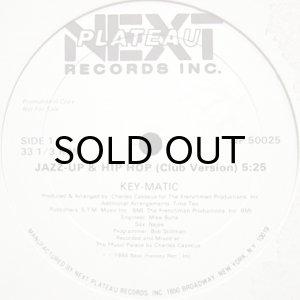 画像1: KEY-MATIC / JAZZ UP & HIP HOP (1)