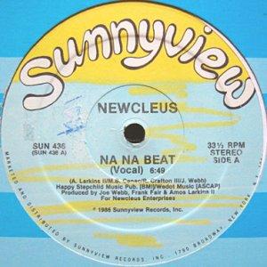 画像1: NEWCLEUS / NA NA BEAT (1)
