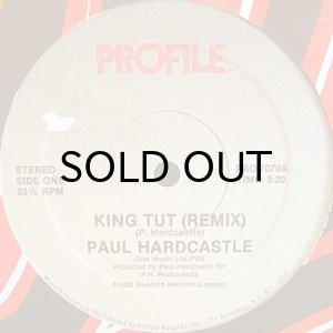 画像1: PAUL HARDCASTLE / KING TUT (1)
