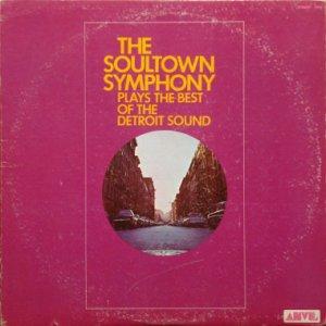 画像1: THE SOULTOWN SYMPHONY / PLAYS BEST OF THE DETROIT SOUND (1)