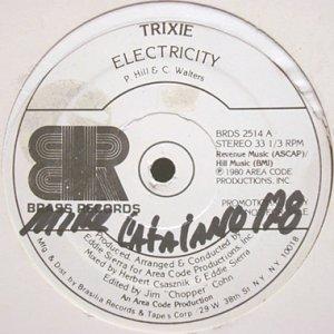 画像1: TRIXIE / ELECTRICITY (1)
