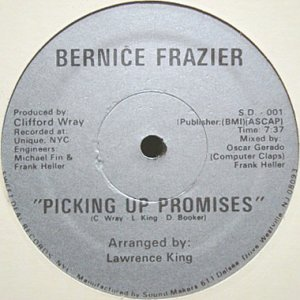 画像1: BERNICE FRAZIER / PICKING UP PROMISES (1)