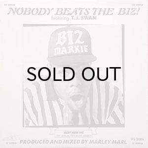 画像1: BIZ MARKIE feat. T.J. SWAN / NOBODY BEATS THE BIZ (1)