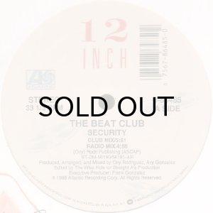 画像1: THE BEAT CLUB / SECURITY (1)