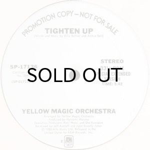 画像1: YELLOW MAGIC ORCHESTRA / TIGHTEN UP (1)