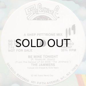 画像1: THE JAMMERS / BE MINE TONIGHT (1)