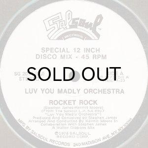 画像1: LUV YOU MADLY ORCHESTRA / ROCKET ROCK b/w MOON MAIDEN (1)