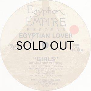 画像1: EGYPTIAN LOVER / GIRLS b/w VOICES (1)