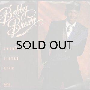 画像1: BOBBY BROWN / EVERY LITTLE STEP (45's) (1)