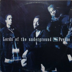 画像1: LORDS OF THE UNDERGROUND / PSYCHO (1)
