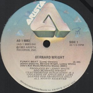 画像1: BERNARD WRIGHT / FUNKY BEAT (1)