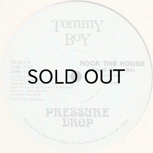 画像1: PRESSURE DROP / ROCK THE HOUSE (YOU'LL NEVER BE) (1)