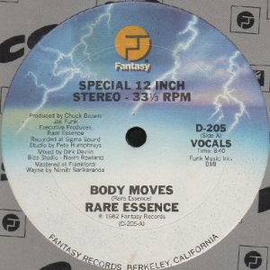 画像1: RARE ESSENCE / BODY MOVES (1)