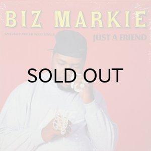 画像1: BIZ MARKIE / JUST A FRIEND (1)