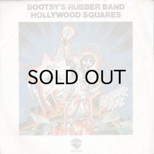 画像1: BOOTSY'S RUBBER BAND / HOLLYWOOD SQUARES (45's) (1)