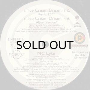 画像1: MC LYTE / ICE CREAM DREAM (1)