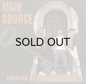 画像1: MAIN SOURCE / LOOKING AT THE FRONT DOOR (1)