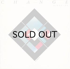 画像1: CHANGE / MIRACLES (LP) (1)