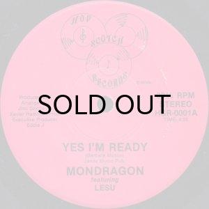 画像1: MONDRAGON feat. LESU / YES I'M READY (45's) (1)