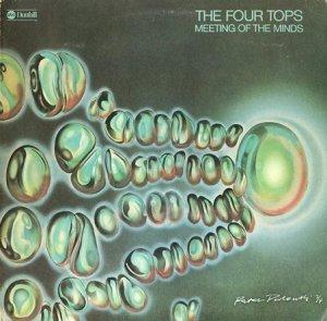 画像1: THE FOUR TOPS / MEETING OF THE MINDS (1)