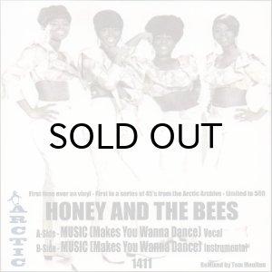 画像1: HONEY AND THE BEES / MUSIC (45's) (1)