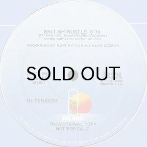 画像1: HI-TENSION / BRITISH HUSTLE (12) (1)